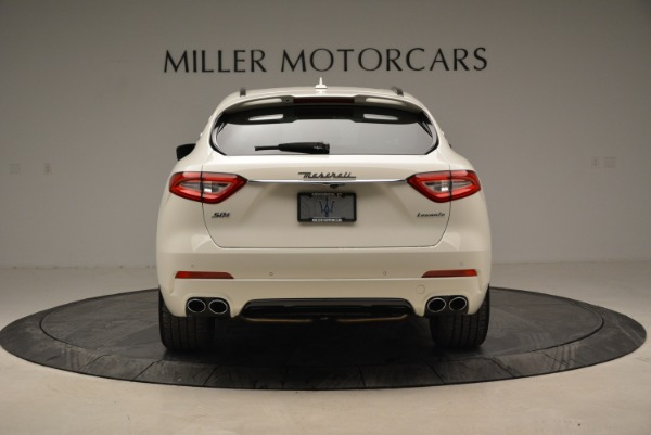 New 2018 Maserati Levante S Q4 GranSport for sale Sold at Rolls-Royce Motor Cars Greenwich in Greenwich CT 06830 12
