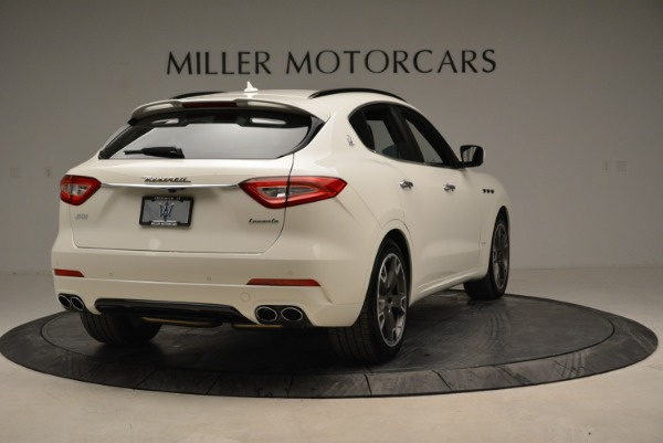 New 2018 Maserati Levante S Q4 GranSport for sale Sold at Rolls-Royce Motor Cars Greenwich in Greenwich CT 06830 13
