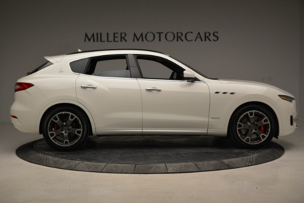 New 2018 Maserati Levante S Q4 GranSport for sale Sold at Rolls-Royce Motor Cars Greenwich in Greenwich CT 06830 15