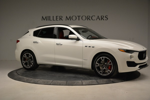 New 2018 Maserati Levante S Q4 GranSport for sale Sold at Rolls-Royce Motor Cars Greenwich in Greenwich CT 06830 16