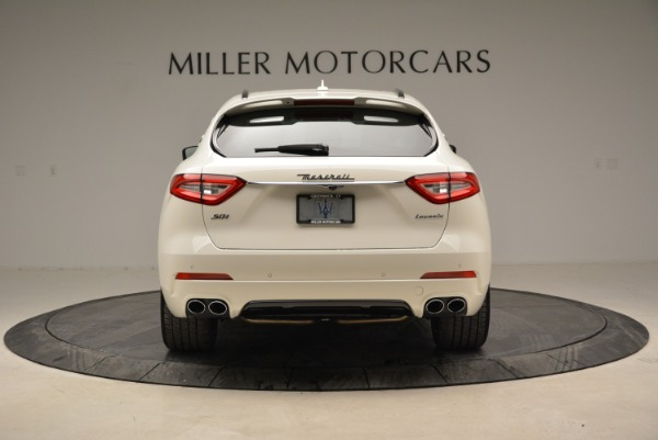 New 2018 Maserati Levante S Q4 GranSport for sale Sold at Rolls-Royce Motor Cars Greenwich in Greenwich CT 06830 6