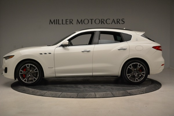 New 2018 Maserati Levante S Q4 GranSport for sale Sold at Rolls-Royce Motor Cars Greenwich in Greenwich CT 06830 9