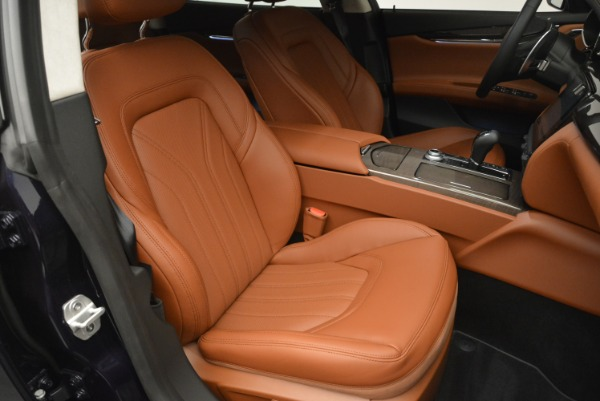 New 2018 Maserati Quattroporte S Q4 GranLusso for sale Sold at Rolls-Royce Motor Cars Greenwich in Greenwich CT 06830 22