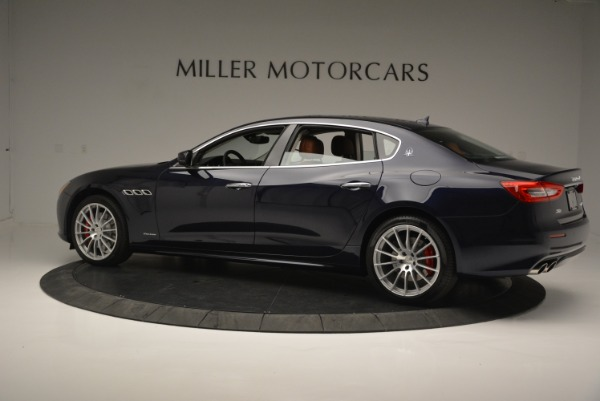 New 2018 Maserati Quattroporte S Q4 GranLusso for sale Sold at Rolls-Royce Motor Cars Greenwich in Greenwich CT 06830 4
