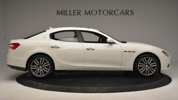 Used 2016 Maserati Ghibli S Q4 for sale Sold at Rolls-Royce Motor Cars Greenwich in Greenwich CT 06830 10