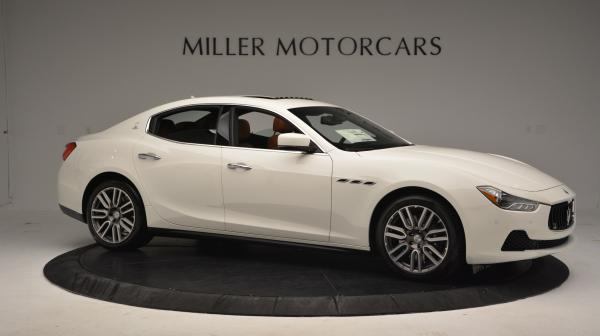 Used 2016 Maserati Ghibli S Q4 for sale Sold at Rolls-Royce Motor Cars Greenwich in Greenwich CT 06830 11