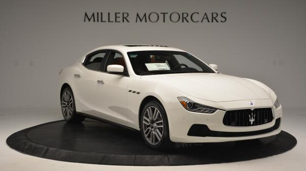 Used 2016 Maserati Ghibli S Q4 for sale Sold at Rolls-Royce Motor Cars Greenwich in Greenwich CT 06830 12