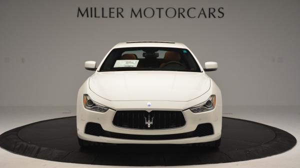 Used 2016 Maserati Ghibli S Q4 for sale Sold at Rolls-Royce Motor Cars Greenwich in Greenwich CT 06830 13