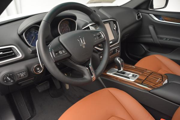 Used 2016 Maserati Ghibli S Q4 for sale Sold at Rolls-Royce Motor Cars Greenwich in Greenwich CT 06830 14