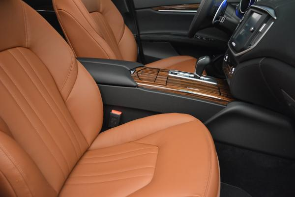 Used 2016 Maserati Ghibli S Q4 for sale Sold at Rolls-Royce Motor Cars Greenwich in Greenwich CT 06830 21