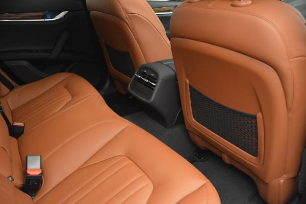 Used 2016 Maserati Ghibli S Q4 for sale Sold at Rolls-Royce Motor Cars Greenwich in Greenwich CT 06830 23