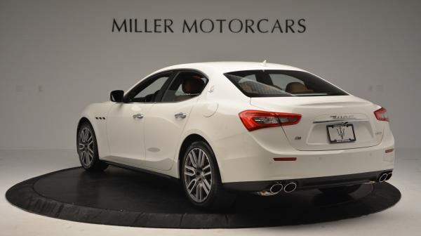 Used 2016 Maserati Ghibli S Q4 for sale Sold at Rolls-Royce Motor Cars Greenwich in Greenwich CT 06830 6