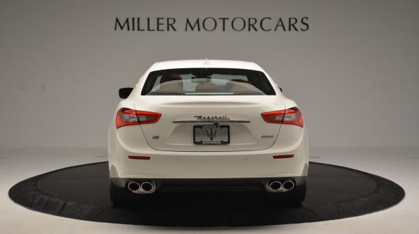 Used 2016 Maserati Ghibli S Q4 for sale Sold at Rolls-Royce Motor Cars Greenwich in Greenwich CT 06830 7
