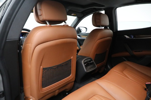 Used 2018 Maserati Ghibli S Q4 for sale Sold at Rolls-Royce Motor Cars Greenwich in Greenwich CT 06830 16