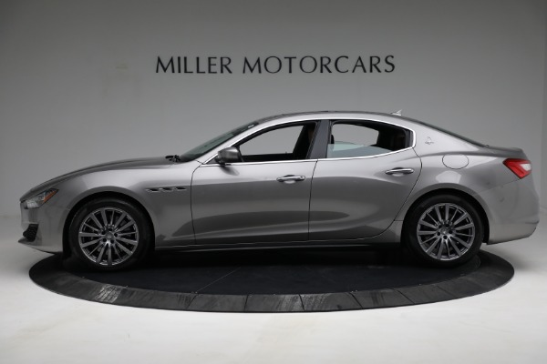Used 2018 Maserati Ghibli S Q4 for sale Sold at Rolls-Royce Motor Cars Greenwich in Greenwich CT 06830 3
