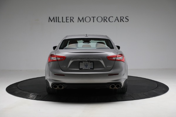 Used 2018 Maserati Ghibli S Q4 for sale Sold at Rolls-Royce Motor Cars Greenwich in Greenwich CT 06830 6