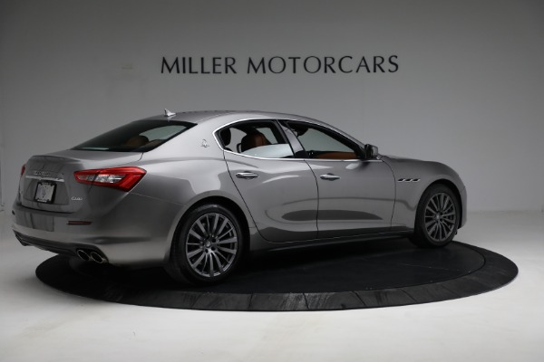 Used 2018 Maserati Ghibli S Q4 for sale Sold at Rolls-Royce Motor Cars Greenwich in Greenwich CT 06830 8