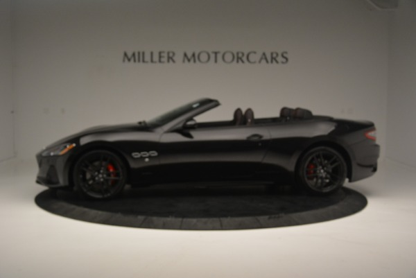 New 2018 Maserati GranTurismo Sport Convertible for sale Sold at Rolls-Royce Motor Cars Greenwich in Greenwich CT 06830 17