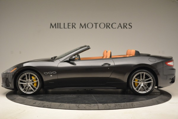 Used 2018 Maserati GranTurismo Sport Convertible for sale Sold at Rolls-Royce Motor Cars Greenwich in Greenwich CT 06830 2