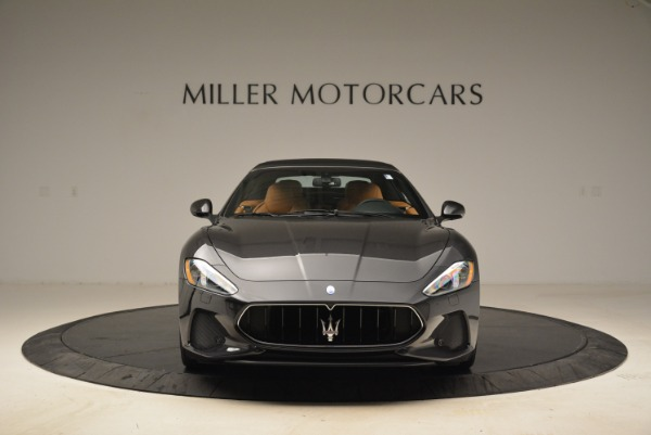 Used 2018 Maserati GranTurismo Sport Convertible for sale Sold at Rolls-Royce Motor Cars Greenwich in Greenwich CT 06830 22