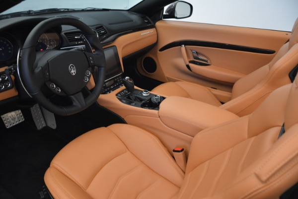 Used 2018 Maserati GranTurismo Sport Convertible for sale Sold at Rolls-Royce Motor Cars Greenwich in Greenwich CT 06830 23