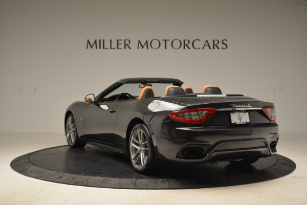 Used 2018 Maserati GranTurismo Sport Convertible for sale Sold at Rolls-Royce Motor Cars Greenwich in Greenwich CT 06830 4