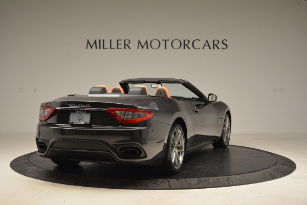 Used 2018 Maserati GranTurismo Sport Convertible for sale Sold at Rolls-Royce Motor Cars Greenwich in Greenwich CT 06830 6