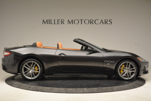 Used 2018 Maserati GranTurismo Sport Convertible for sale Sold at Rolls-Royce Motor Cars Greenwich in Greenwich CT 06830 8