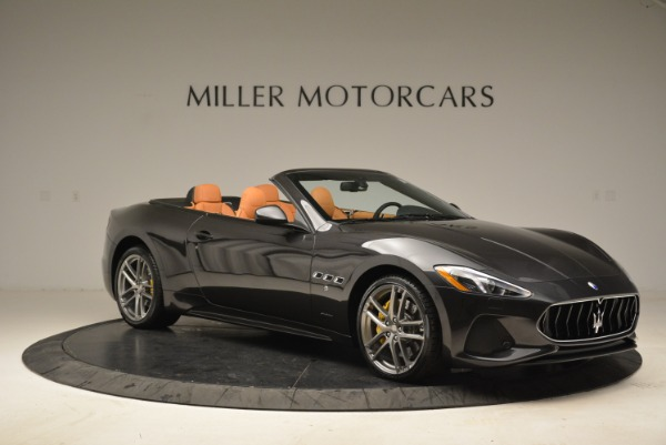 Used 2018 Maserati GranTurismo Sport Convertible for sale Sold at Rolls-Royce Motor Cars Greenwich in Greenwich CT 06830 9