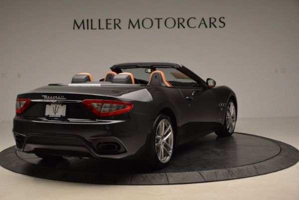 New 2018 Maserati GranTurismo Sport Convertible for sale Sold at Rolls-Royce Motor Cars Greenwich in Greenwich CT 06830 19