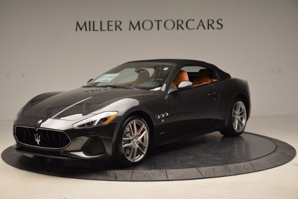 New 2018 Maserati GranTurismo Sport Convertible for sale Sold at Rolls-Royce Motor Cars Greenwich in Greenwich CT 06830 2