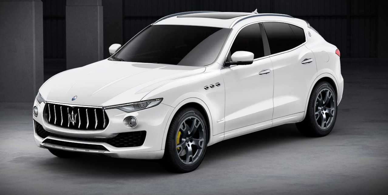 New 2018 Maserati Levante S Q4 GranLusso for sale Sold at Rolls-Royce Motor Cars Greenwich in Greenwich CT 06830 1