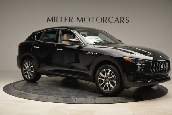 New 2017 Maserati Levante Q4 for sale Sold at Rolls-Royce Motor Cars Greenwich in Greenwich CT 06830 10