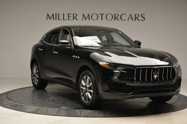 New 2017 Maserati Levante Q4 for sale Sold at Rolls-Royce Motor Cars Greenwich in Greenwich CT 06830 11