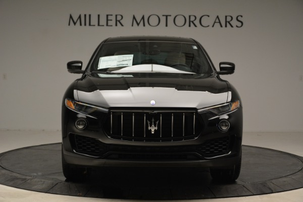 New 2017 Maserati Levante Q4 for sale Sold at Rolls-Royce Motor Cars Greenwich in Greenwich CT 06830 12