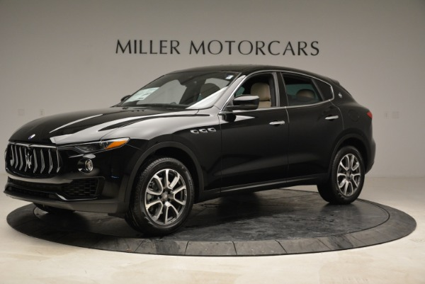 New 2017 Maserati Levante Q4 for sale Sold at Rolls-Royce Motor Cars Greenwich in Greenwich CT 06830 2