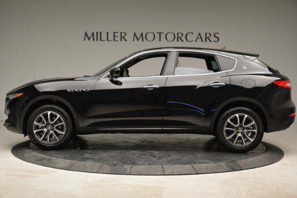 New 2017 Maserati Levante Q4 for sale Sold at Rolls-Royce Motor Cars Greenwich in Greenwich CT 06830 3