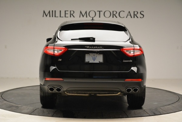 New 2017 Maserati Levante Q4 for sale Sold at Rolls-Royce Motor Cars Greenwich in Greenwich CT 06830 6