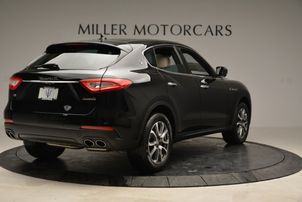 New 2017 Maserati Levante Q4 for sale Sold at Rolls-Royce Motor Cars Greenwich in Greenwich CT 06830 7