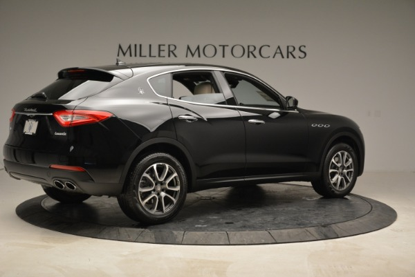 New 2017 Maserati Levante Q4 for sale Sold at Rolls-Royce Motor Cars Greenwich in Greenwich CT 06830 8