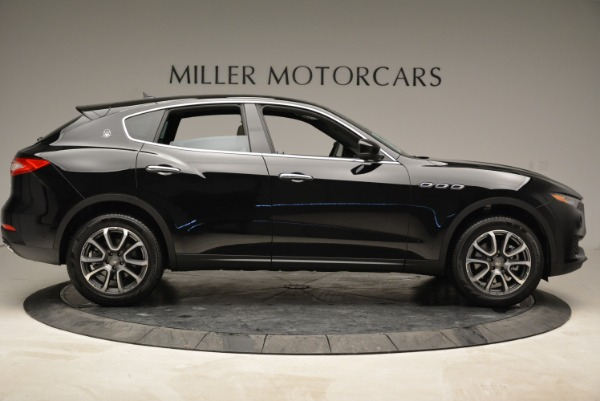 New 2017 Maserati Levante Q4 for sale Sold at Rolls-Royce Motor Cars Greenwich in Greenwich CT 06830 9