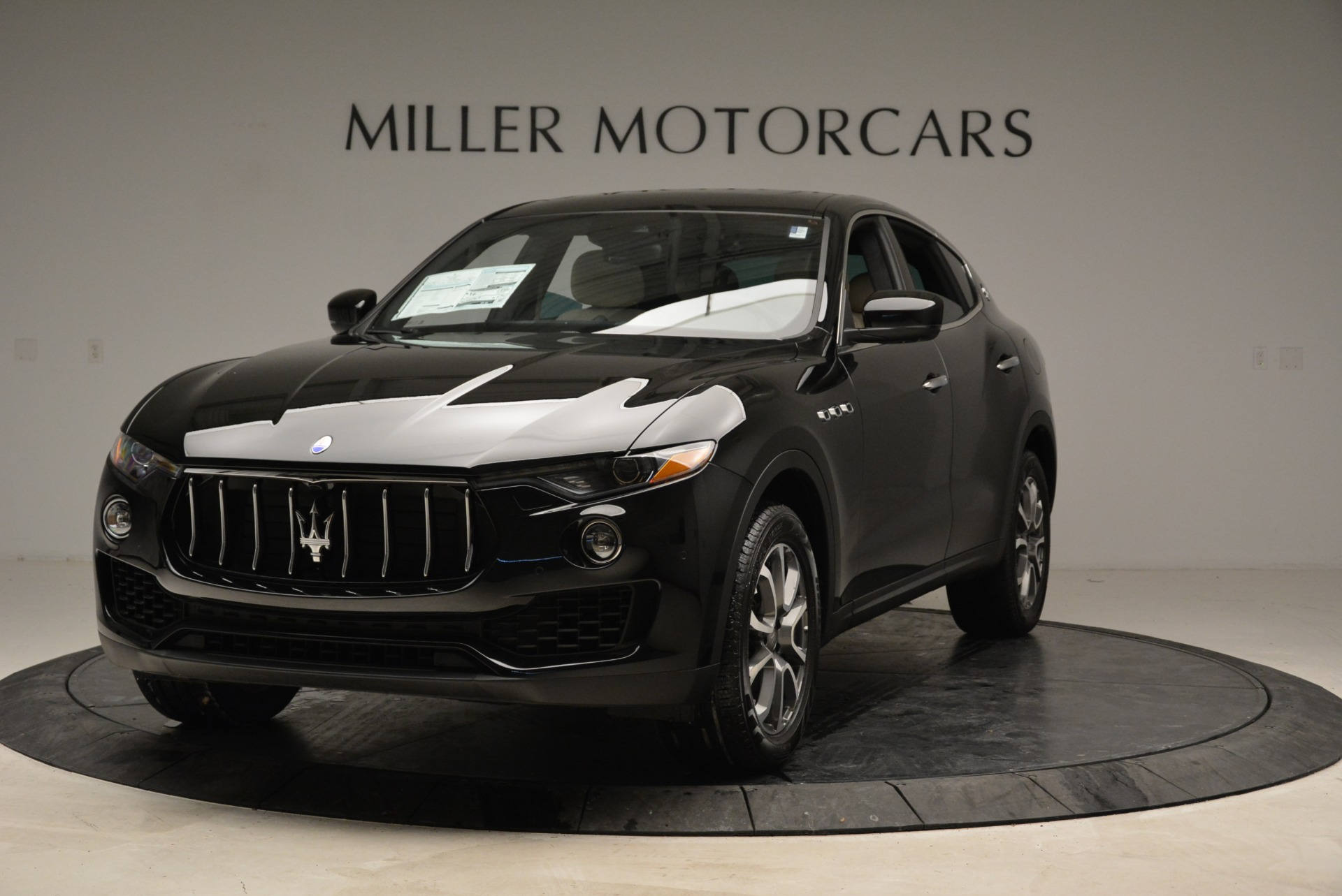 New 2017 Maserati Levante Q4 for sale Sold at Rolls-Royce Motor Cars Greenwich in Greenwich CT 06830 1