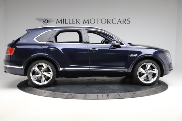 Used 2018 Bentley Bentayga W12 Signature for sale $154,900 at Rolls-Royce Motor Cars Greenwich in Greenwich CT 06830 10