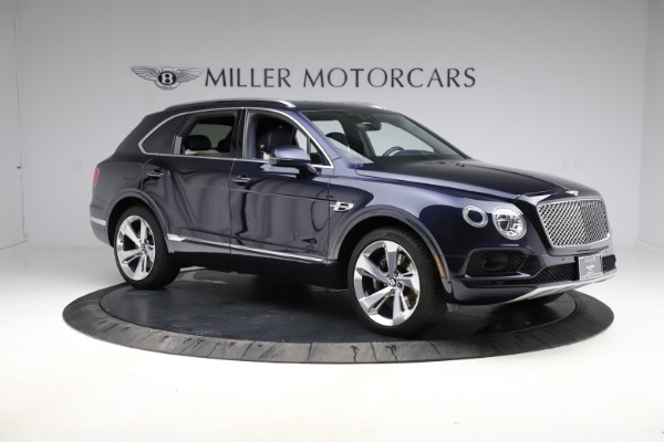 New 2018 Bentley Bentayga Signature for sale Sold at Rolls-Royce Motor Cars Greenwich in Greenwich CT 06830 12