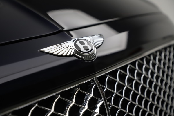 Used 2018 Bentley Bentayga W12 Signature for sale $154,900 at Rolls-Royce Motor Cars Greenwich in Greenwich CT 06830 15