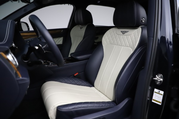 Used 2018 Bentley Bentayga Signature for sale $154,900 at Rolls-Royce Motor Cars Greenwich in Greenwich CT 06830 20