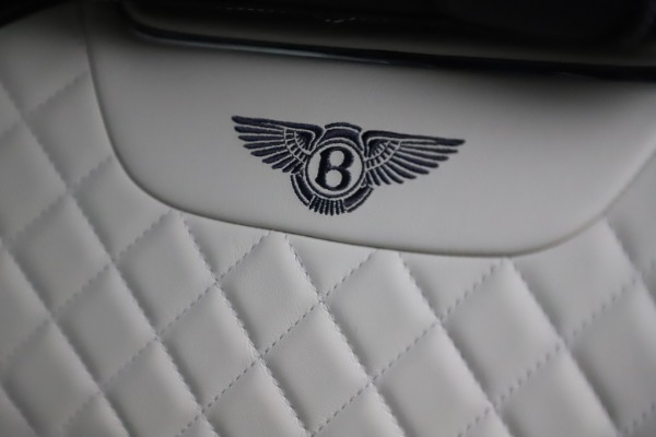 Used 2018 Bentley Bentayga W12 Signature for sale $154,900 at Rolls-Royce Motor Cars Greenwich in Greenwich CT 06830 21