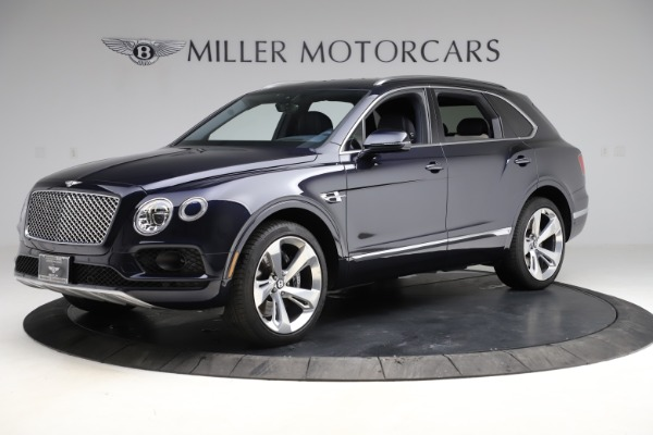 Used 2018 Bentley Bentayga W12 Signature for sale $154,900 at Rolls-Royce Motor Cars Greenwich in Greenwich CT 06830 3