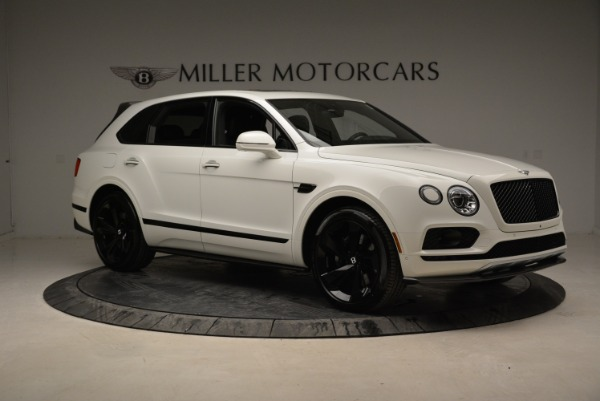 New 2018 Bentley Bentayga Black Edition for sale Sold at Rolls-Royce Motor Cars Greenwich in Greenwich CT 06830 10