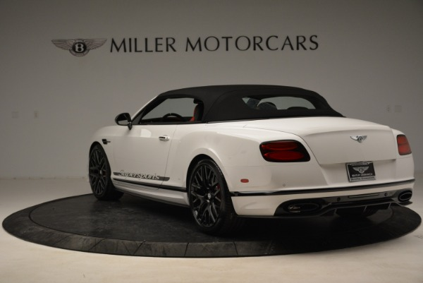 Used 2018 Bentley Continental GTC Supersports Convertible for sale Sold at Rolls-Royce Motor Cars Greenwich in Greenwich CT 06830 15